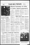 The BG News December 1, 1972
