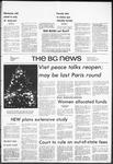 The BG News December 5, 1972
