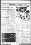 The BG News December 8, 1972