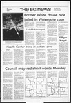 The BG News January 12, 1973