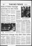 The BG News January 18, 1973