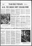 The BG News January 24, 1973