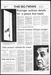 The BG News January 25, 1973