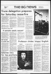 The BG News January 26, 1973