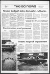 The BG News January 30, 1973