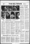 The BG News January 31, 1973