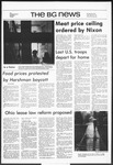 The BG News March 30, 1973