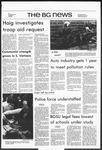 The BG News April 12, 1973
