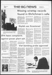 The BG News May 15, 1973