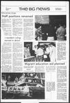 The BG News August 9, 1973