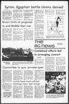 The BG News October 9, 1973