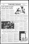 The BG News October 18, 1973