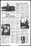 The BG News October 19, 1973