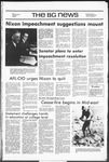 The BG News October 23, 1973