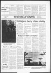 The BG News November 29, 1973