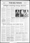 The BG News January 15, 1974