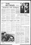The BG News January 22, 1974