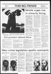 The BG News January 23, 1974