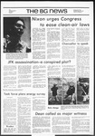The BG News January 24, 1974