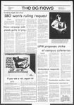 The BG News January 29, 1974