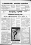 The BG News March 1, 1974