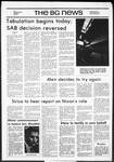 The BG News March 5, 1974