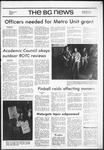 The BG News May 16, 1974