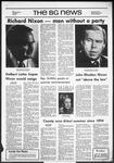 The BG News August 8, 1974