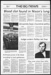 The BG News September 26, 1974