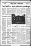The BG News October 9, 1974