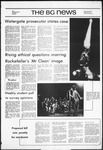 The BG News October 15, 1974