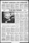 The BG News October 17, 1974