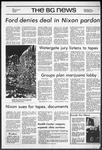 The BG News October 18, 1974