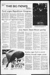 The BG News October 23, 1974