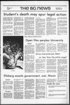 The BG News October 25, 1974