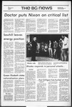 The BG News October 30, 1974