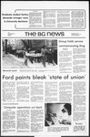 The BG News January 16, 1975