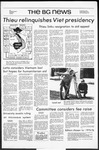 The BG News April 22, 1975