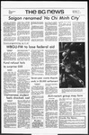 The BG News May 1, 1975