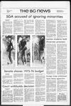 The BG News May 21, 1975