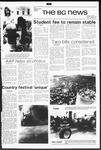 The BG News August 21, 1975