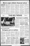 The BG News October 15, 1975