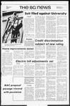 The BG News October 17, 1975