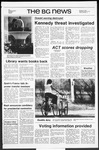 The BG News October 22, 1975