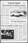 The BG News October 30, 1975