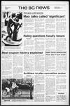 The BG News December 3, 1975