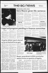The BG News January 16, 1976