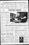 The BG News January 20, 1976