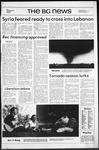 The BG News March 31, 1976