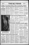 The BG News April 16, 1976
